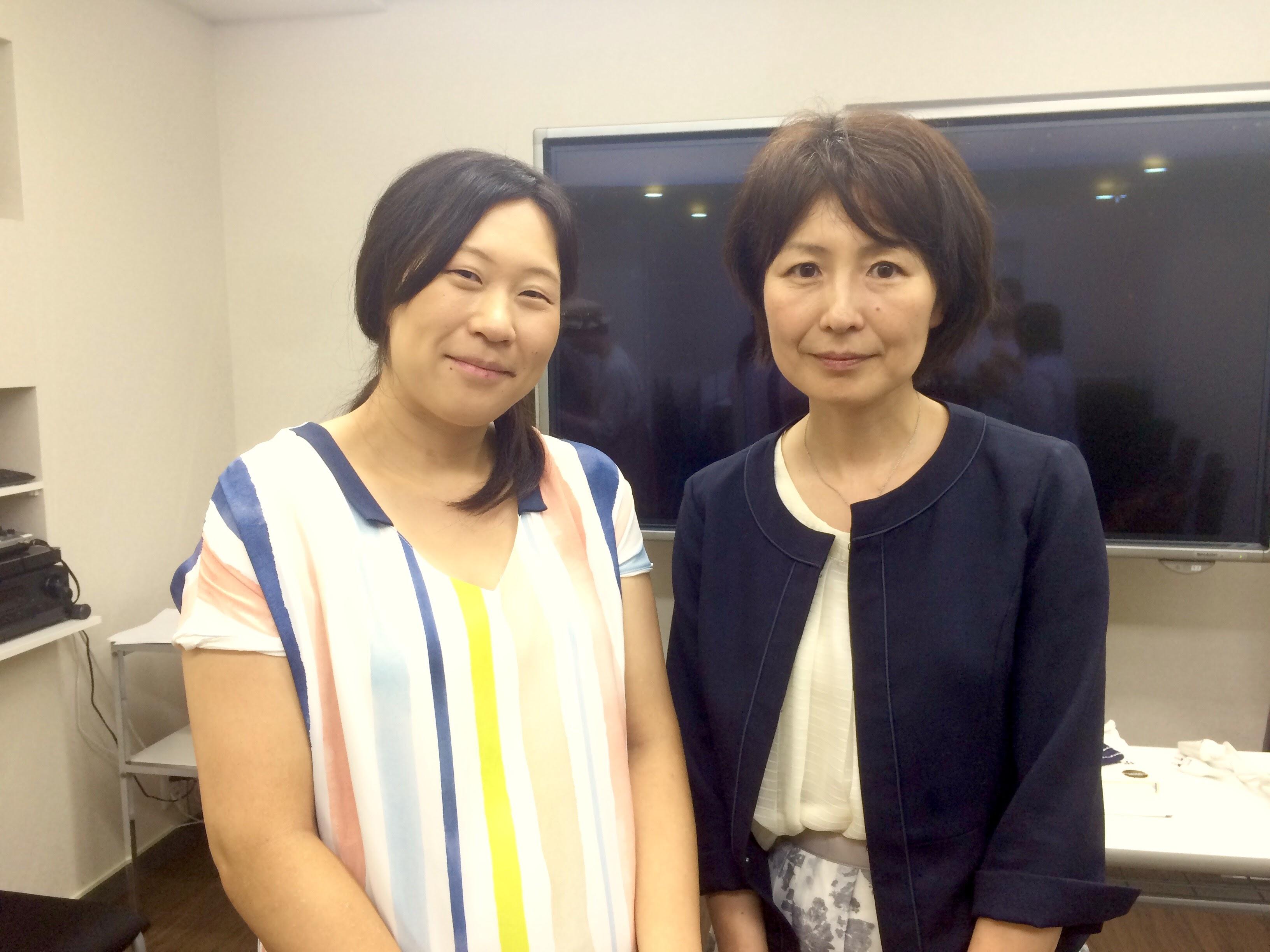 金曜日は、講師 塚本英代さんから学びの日でした